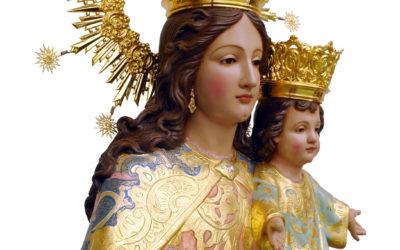 Actividades desarrolladas en el mes de María Auxiliadora