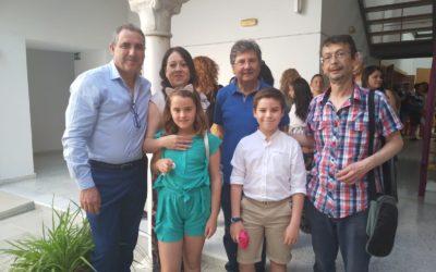 Nuestro alumno Jesús Cordero Carrasco primer premio de cuentos para Flipar con la vida.