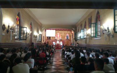 Eucaristía comienzo de curso: Somos Uno