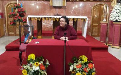 LA EXPARLAMENTARIA Y EXSECRETARIA DE ESTADO AMELIA GÓMEZ NOS HABLÓ SOBRE LA CONSTITUCIÓN ESPAÑOLA
